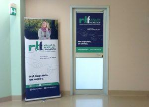 NTF ingresso sede