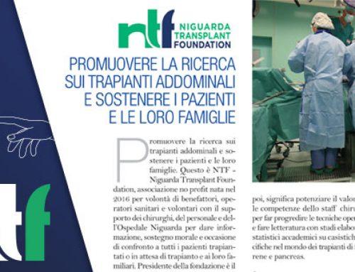 Promuovere la ricerca sui trapianti addominali e sostenere i pazienti e le loro famiglie